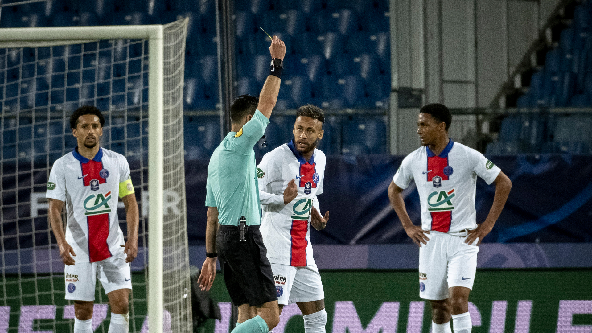'What a mess' - Neymar unhappy after being banned for Coupe de France final