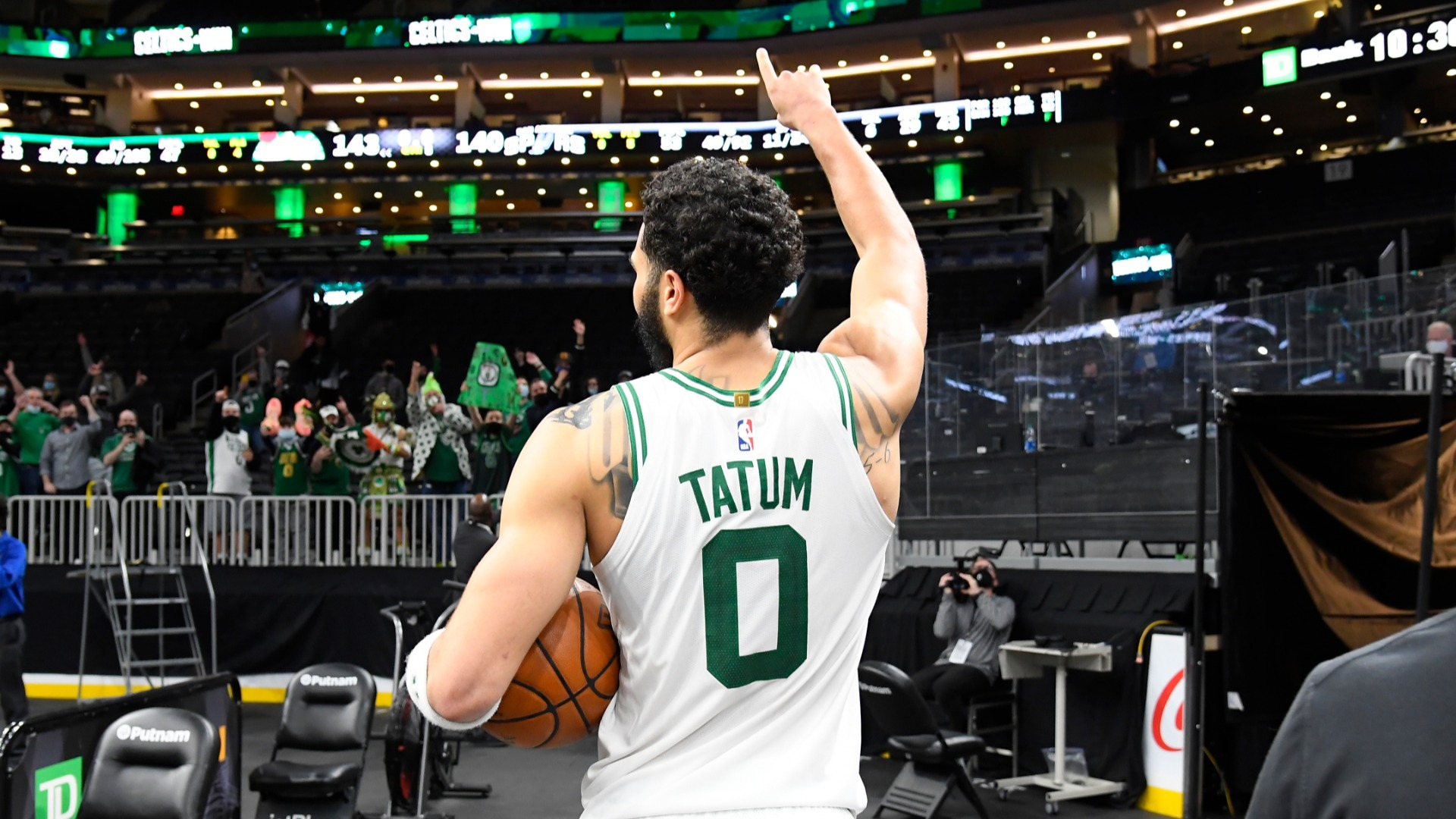 NBA Heat Check: Tatum keeps Celtics in chase but MVP race is settled