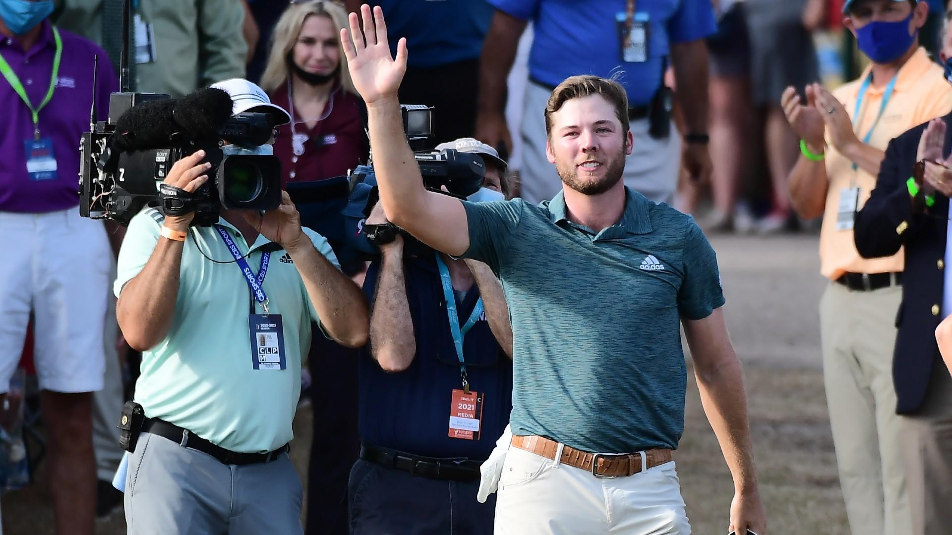 Burns breaks through for first PGA Tour title at Valspar Championship