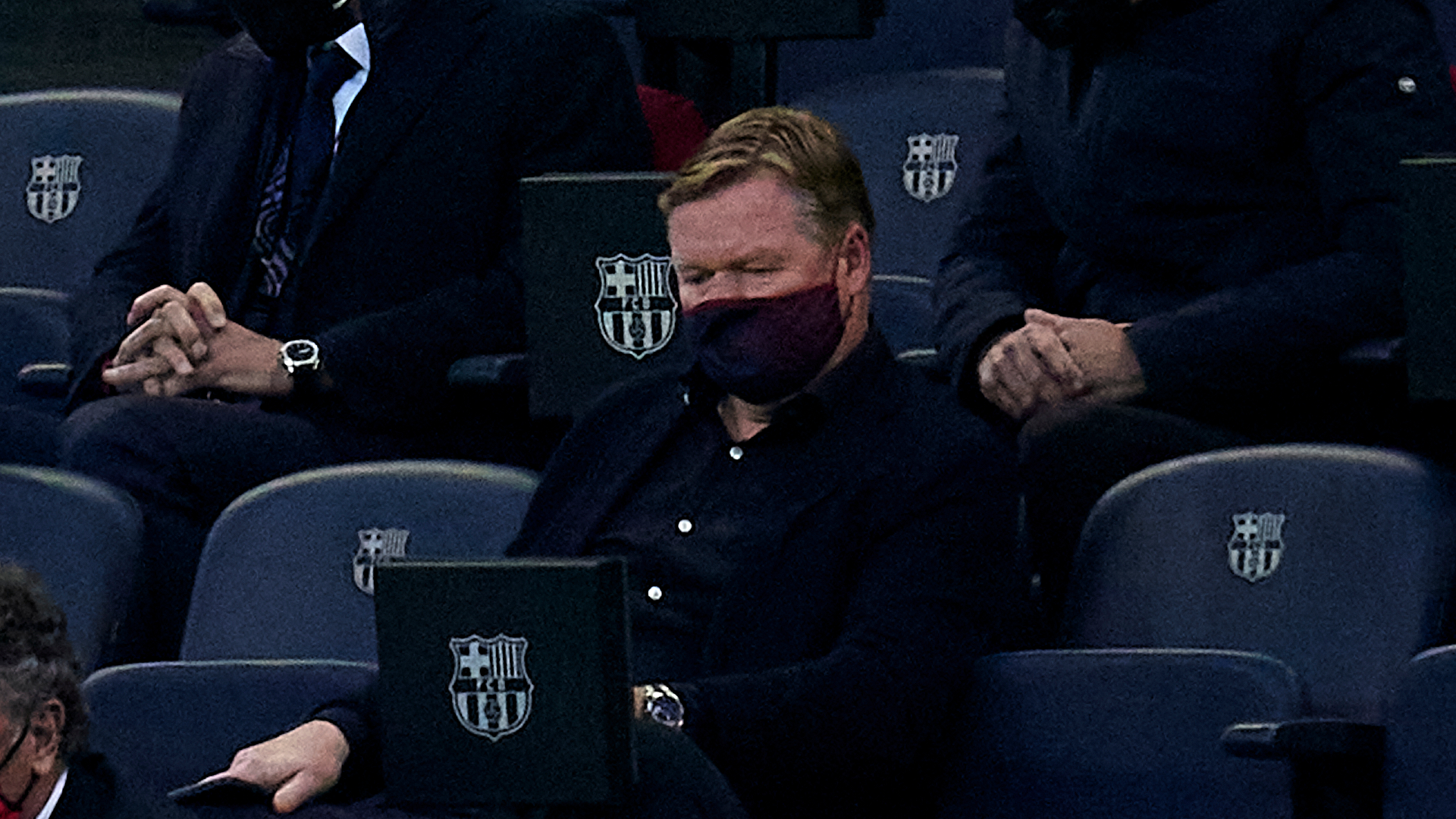 Barcelona to appeal again after Koeman's ban for Atletico Madrid match upheld