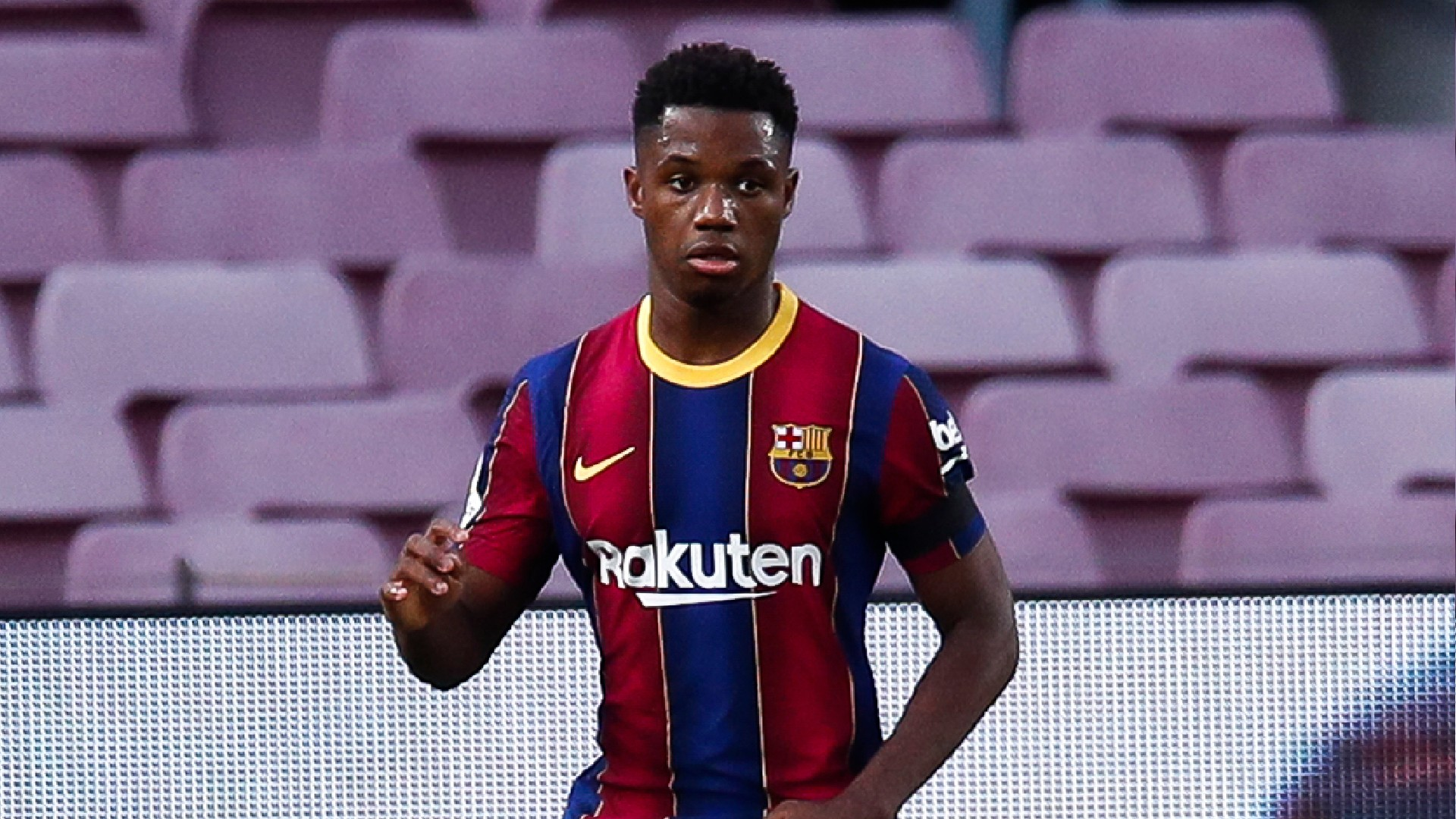 Barcelona confirm injured youngster Fati to undergo another operation