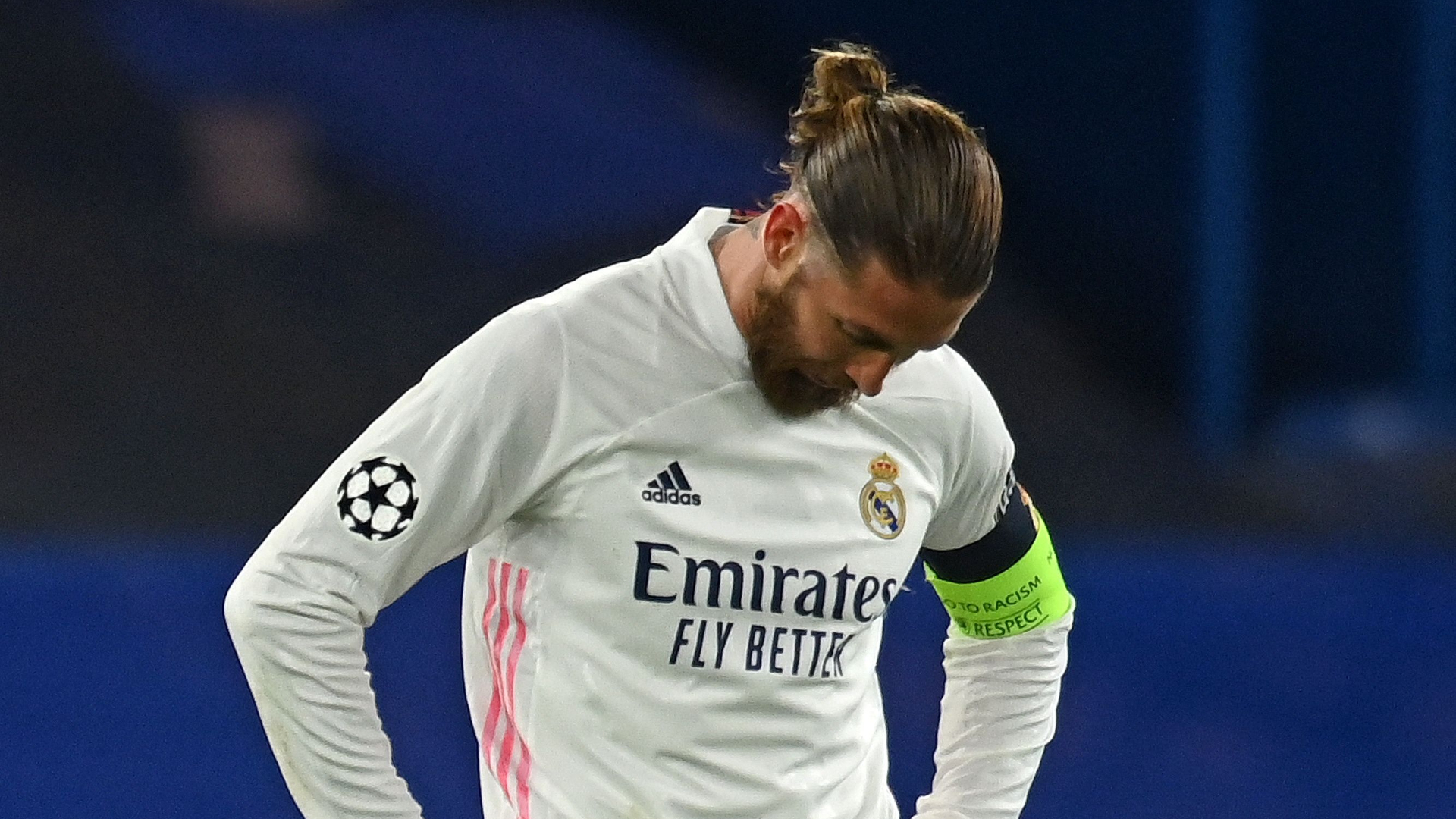 Real Madrid suffer another Ramos injury blow