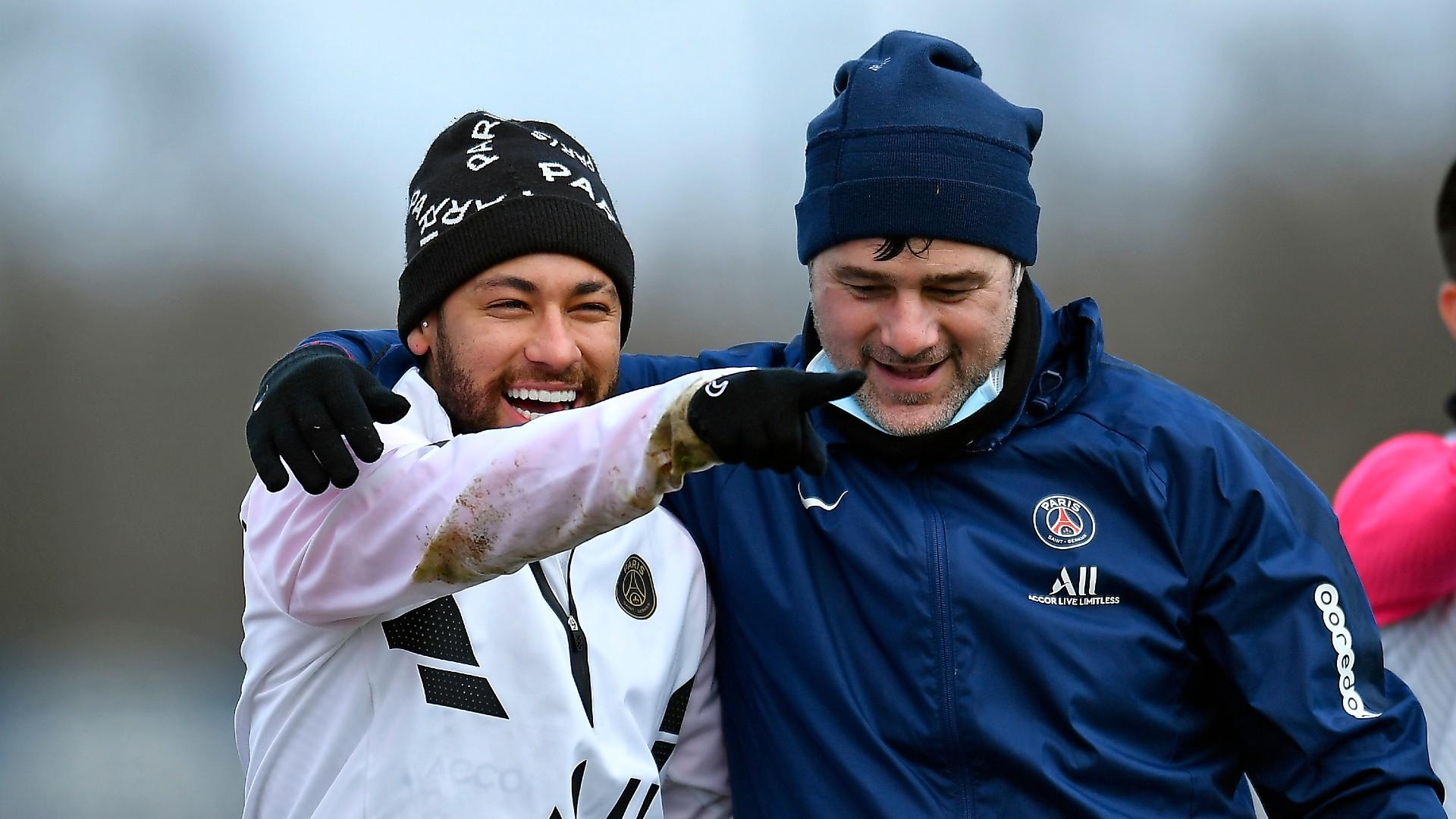 Neymar deal demonstrates PSG's ambition, says Pochettino