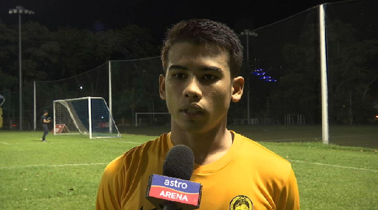 Sukan SEA: Safawi harap barisi senarai akhir 20 pemain