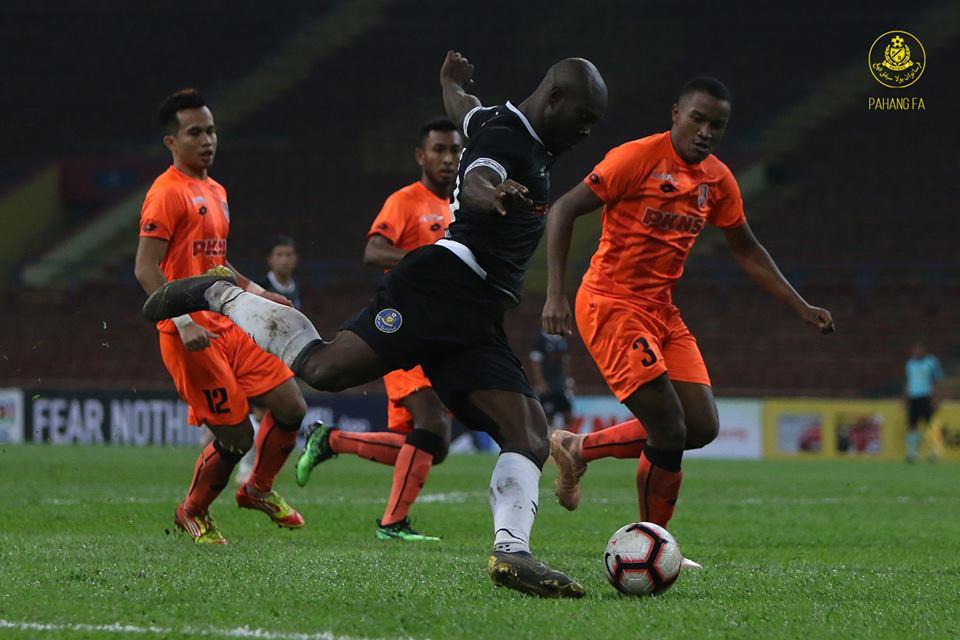 Nwakaeme diharap dapat membantu skuad Tok Gajah memburu takhta Liga Super. - Astro Arena | Astro Awani