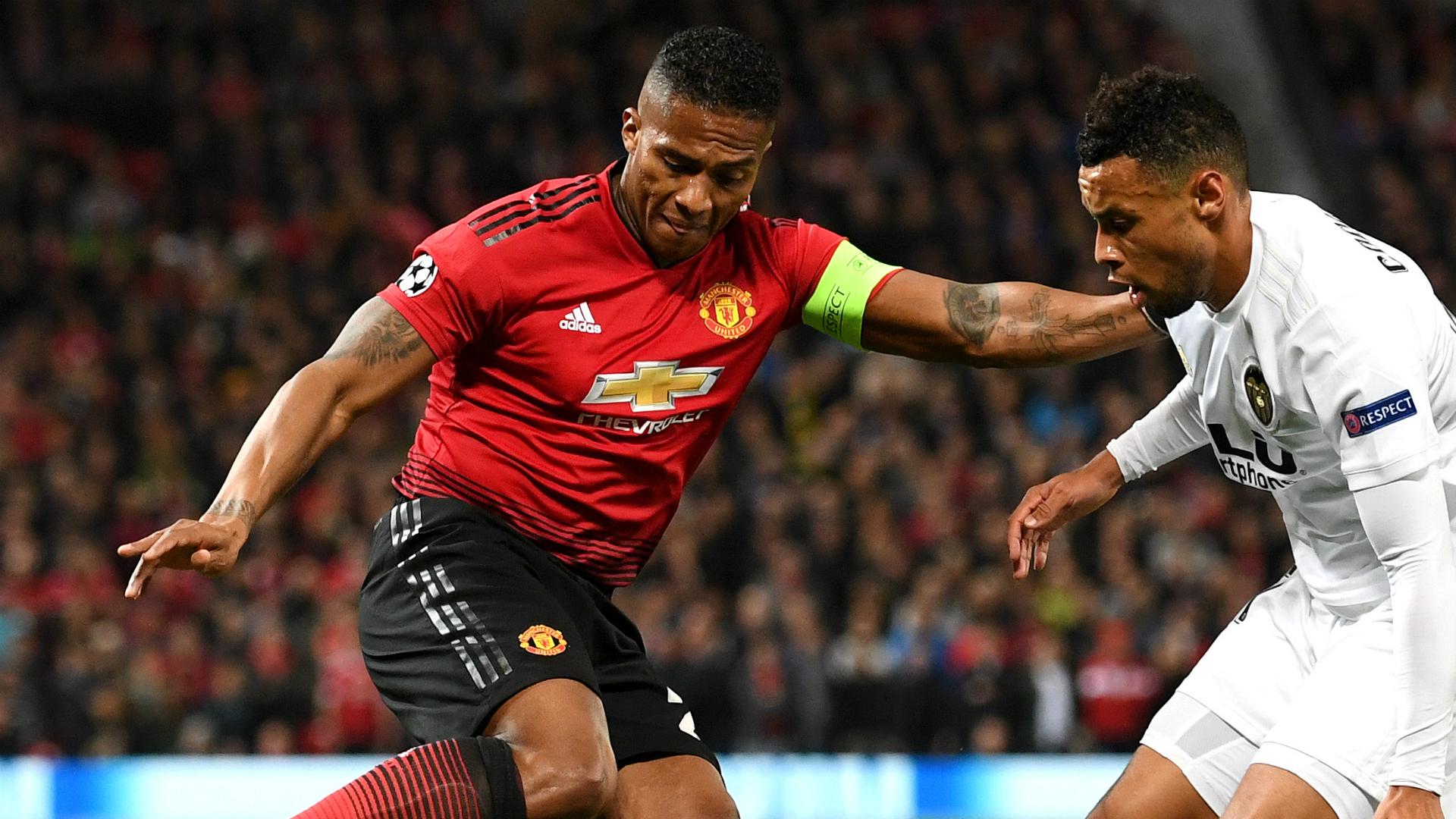 Valencia Umum Tinggalkan Manchester United