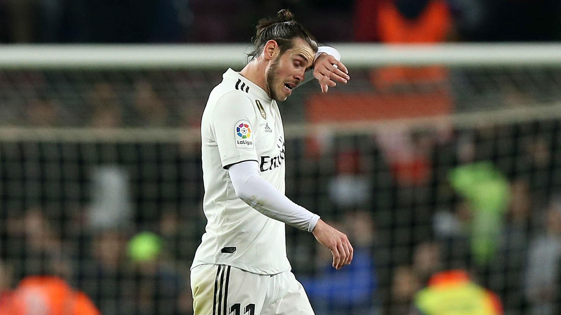 Zidane tidak terkejut Bale diejek penyokong Real