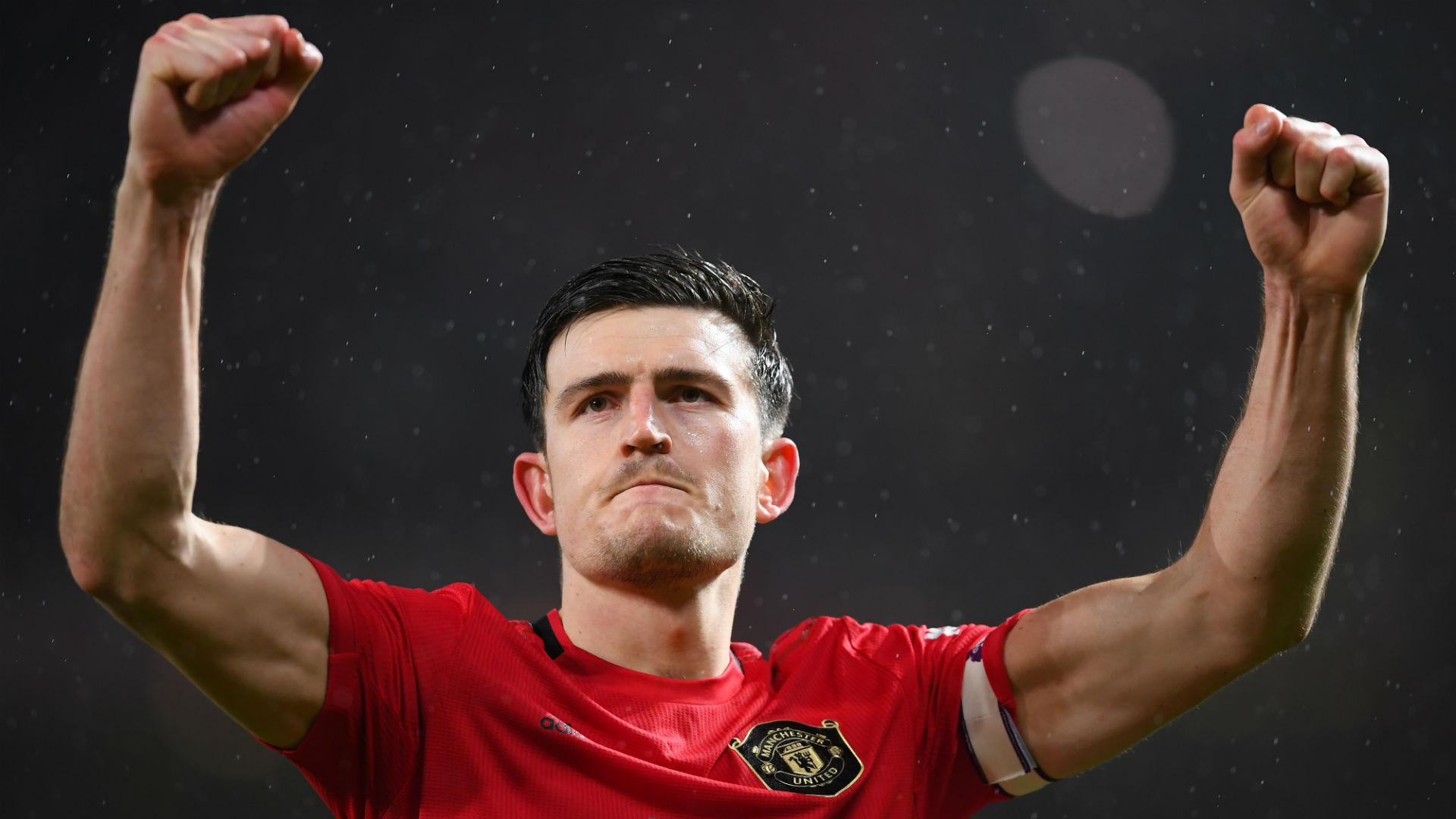 Maguire Manchester United Idam Gelaran Tidak Puas Setakat